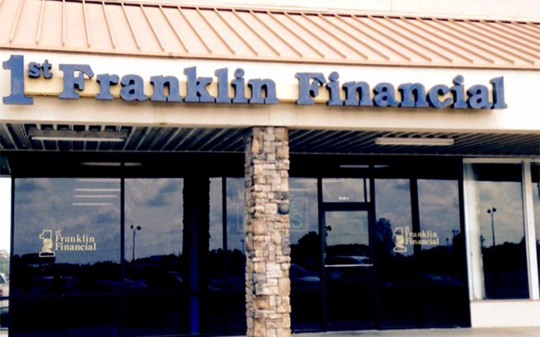 1st Franklin Financial Corporation