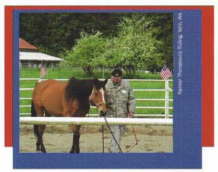 Equine Services 4 Heroes